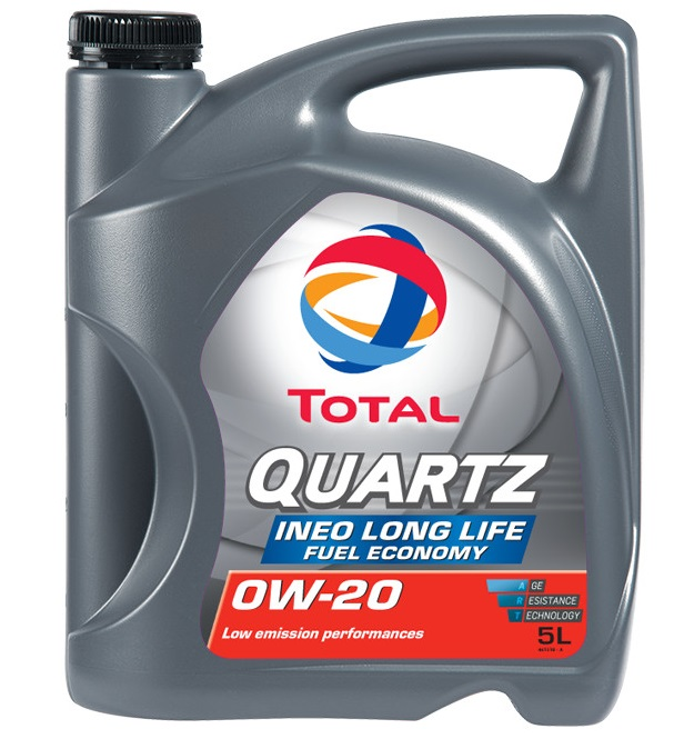 total quartz ineo long life 0w 20 5l